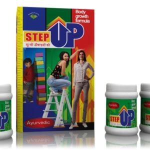 Step-Up Body Growth Formula